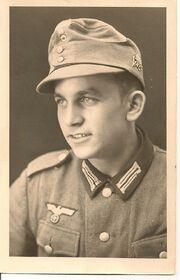Gebirgsjager-Brockmann.G.-front