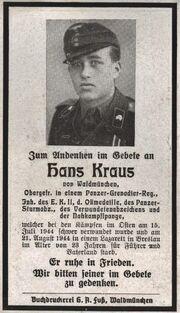 H.Kraus