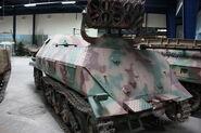 Sd.Kfz. 4-1 15cm Panzerwerfer 42 auf Selbstfahrlafette