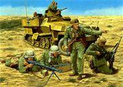 Afrikakorpspanzergrenad