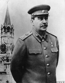 Stalin En El Kremlin
