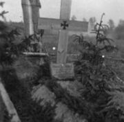 Iwand, Fritz - Oberst grave