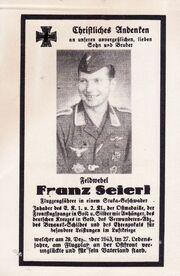 Franz Seierl