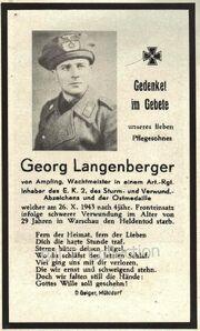 G.Langenberger