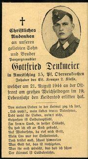 G.DentmeierCard