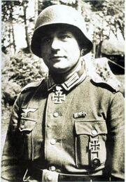 Albrecht, Oskar - Feldwebel