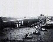 Bf-110C1(2N+1H)Karl-HammesPoland-1939