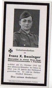 F.X.Bessinger