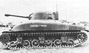 Sherman M4A1UK