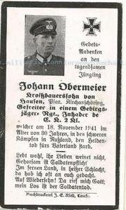 J.Obermeier