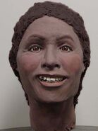 Campbell Jane Doe smiling