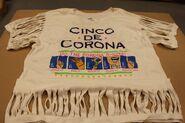 Corona Girl shirt 2