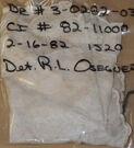Valentine Sally handkerchief