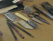Somerton items