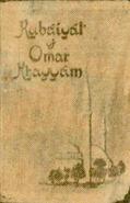 Somerton copy of The Rubáiyát of Omar Khayyam