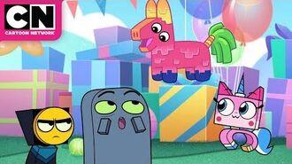 Party Pooper List Unikitty Cartoon Network