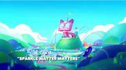 Sparkle Matter Matters title card