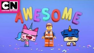 THE LEGO MOVIE 2 THE SECOND PART Everything Is Awesome (Tween Dream Remix) Cartoon Network-1