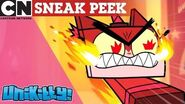 Unikitty! Anger on Problem Fixy Day Cartoon Network