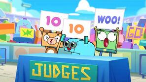 Kickflip Judges