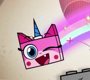 The more you know unikitty