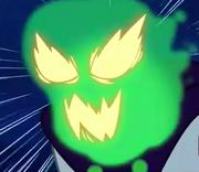 Demon face score creeper