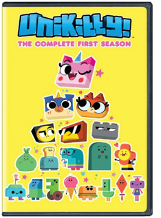 The Complete First Season Cover