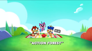 Action Forest title card