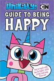 Guide to being happy cover