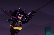 Batman in unikitty!