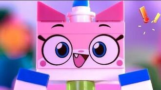 Hide and Go Sparkle with Unikitty - LEGO Unikitty - Character Videos-0