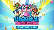 Hyper quiz title