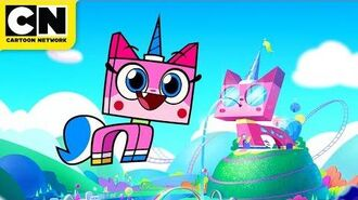The Unikitty Theme Song Unikitty Cartoon Network