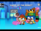 Dawn of the Donut