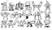 Brawl Bot (1) - Concept Art