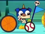 Puppycorn's Trike