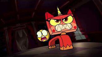 Unikitty's Anger Unikitty WB Animation