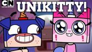 Unikitty Halloween Sneak Peek! Cartoon Network