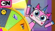 Unikitty Kitty Court Cartoon Network