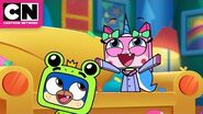 Unikitty The Sandman Sleepover Cartoon Network