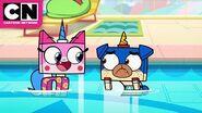 Unikitty Pool Party Cartoon Network