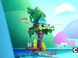Hawkodile's Treehouse