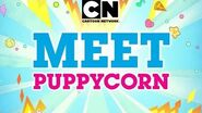 Unikitty Meet Puppycorn Cartoon Network