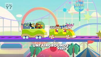 Unfairground (Part 2 - 1)