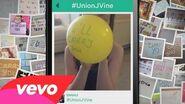 Union J - Carry You (Fan Lyric Video - Vine)