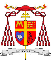 Cardinal McGrady arms