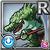 Gear-Croc Man Icon