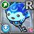 Gear-Water Keymin Icon