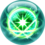 Growth Ring-Ether Flare Icon