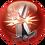 Growth Ring-Sword Clash Icon